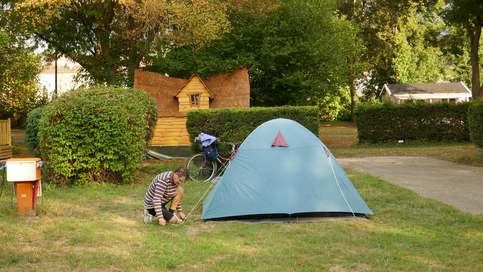 Camping Ill Mulhouse