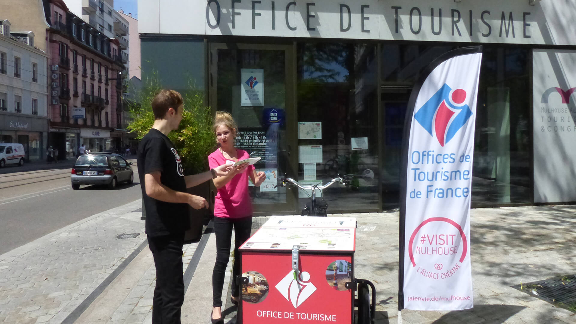 Office de tourisme Mulhouse