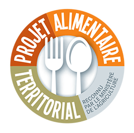 Logo PAT : Projet Alimentaire Territorial